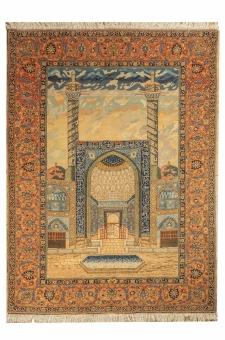 مسجد کبود حداد