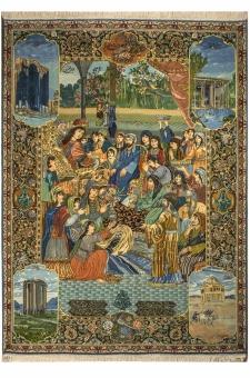 مجلس حضرت سلیمان و بلقیس شیخ عظیمی