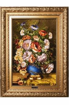 گل و گلدان