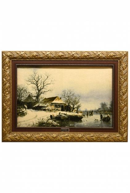 کلبه زمستانی
