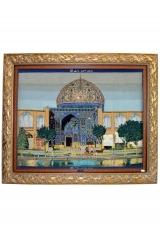 مسجد شاه اصفهان
