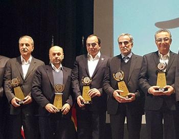 مدیر برگزیده جهادی جمهوری اسلامی ایران