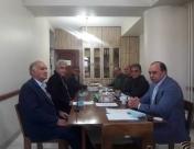 اولین جلسه هیئت مدیره جدید اتحادیه فروشندگان فرش دستباف